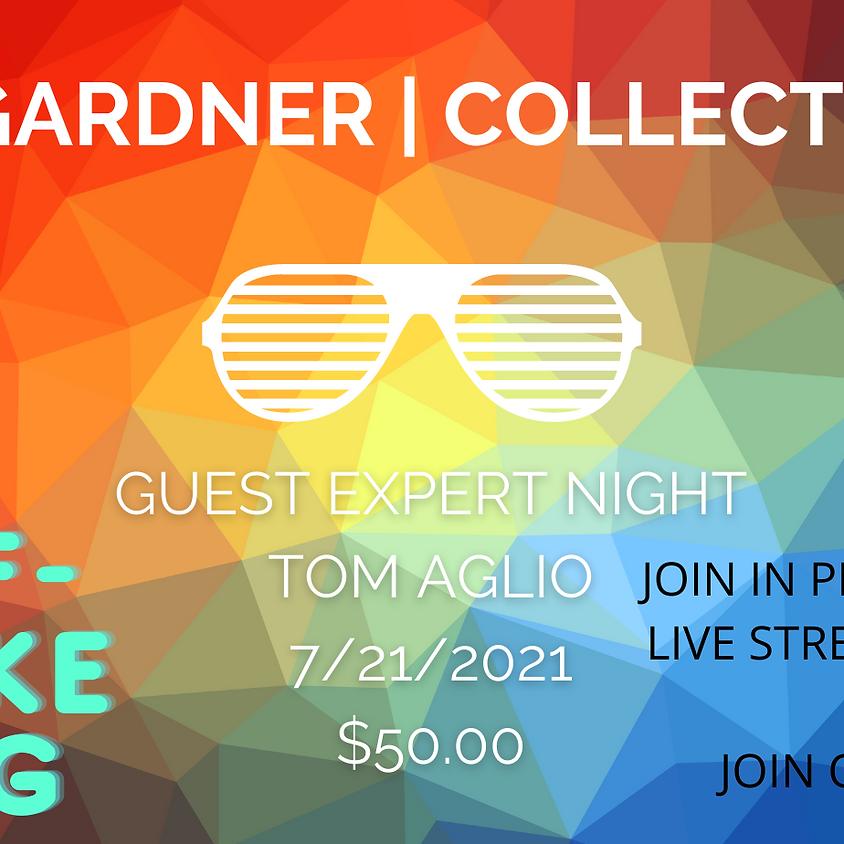 GC Guest Expert: Tom Aglio