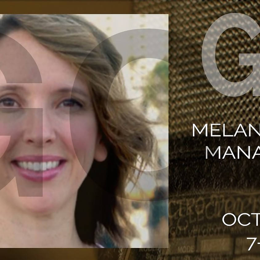 GC Guest Director: Melanie Thomas
