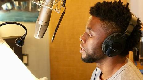 Talent: Chadwick Bosemen