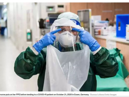The US's third coronavirus surge may become the deadliest yet, experts say - Megan Ranney, MD