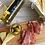 Thumbnail: 「Aperitivo Biancu 2人~3人セット」白ワインDOC、チーズDOP、生ハム&サラミ、オリーブ&パン
