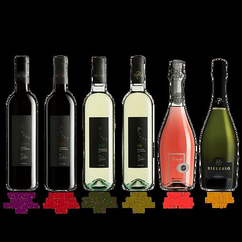 6本サルデーニャ島ワインCantine Paulis(送料無料)