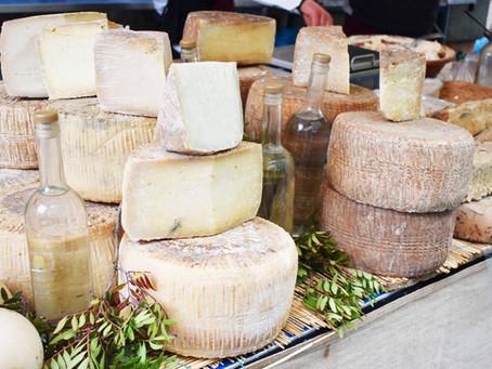 「サルデーニャ島&ペコリーノチーズ」島民160万人よりも羊の数が多い