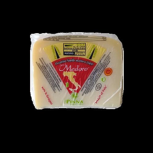 ペコリーノ サルド マトゥーロ DOP 羊乳のチーズ Pecorino Sardo Maturo 200g