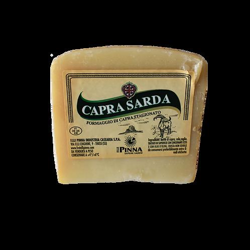 """山羊チーズ Capra Sarda """"Pinna"""" カプラ サルダ 200g"""