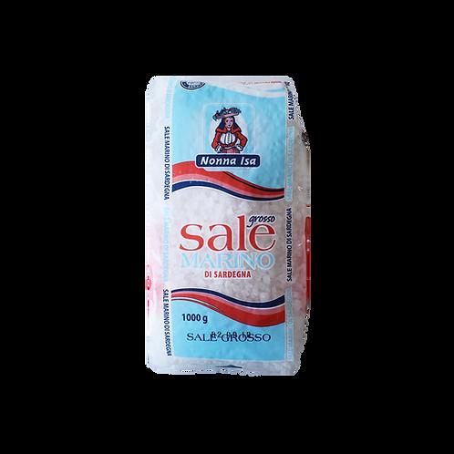 天日海塩 サルデーニャ島産 (粗粒) 1Kg Sale Marino Grosso di Sardegna