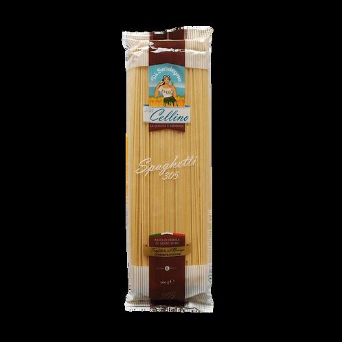 スパゲッティ ブロンゾ Spaghetti Bronzo Cellino 500g