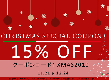 CHRISTMAS SPECIAL COUPON
