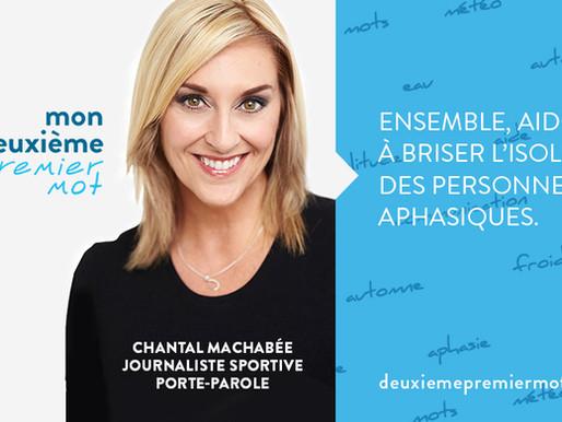 Aphasie Québec - Mon deuxième premier mot...pour une troisième fois!