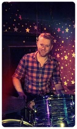 Zach Keener, Drums