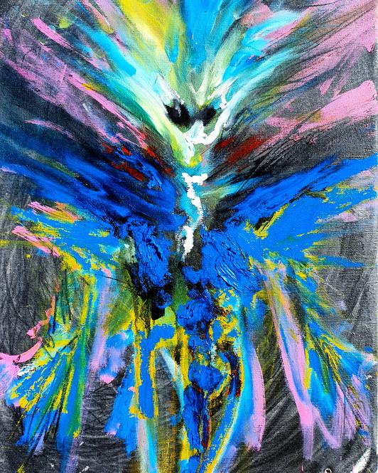 Blauer Geist