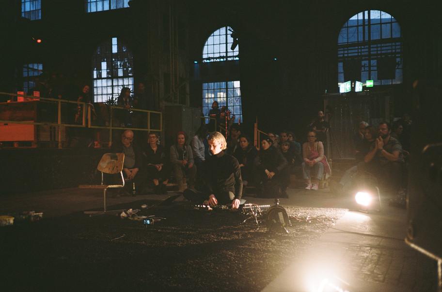 Mikki Mirko Kircher Milian Mori Moritz Tobler Sonicdream Jungkunst Performance