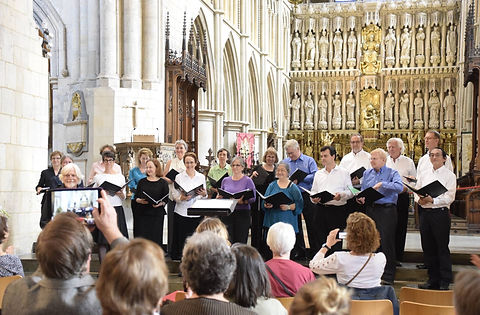 Concert at Southwark Cathdral: June 9, 2018