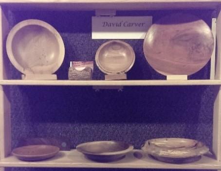 David's shelves