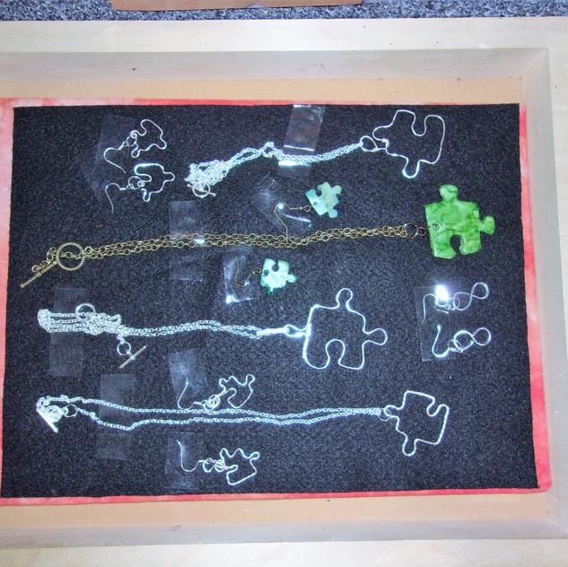 Puzzle jewelry (Jan Rosenburg)
