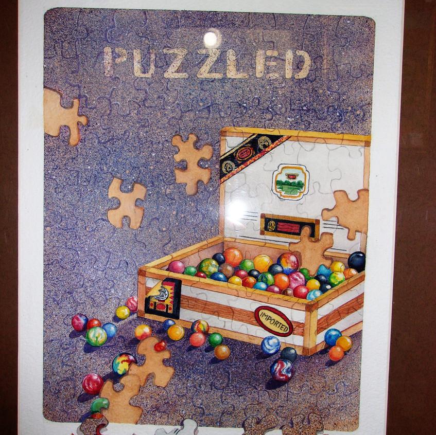 Puzzled - Karen Deeds (1st)