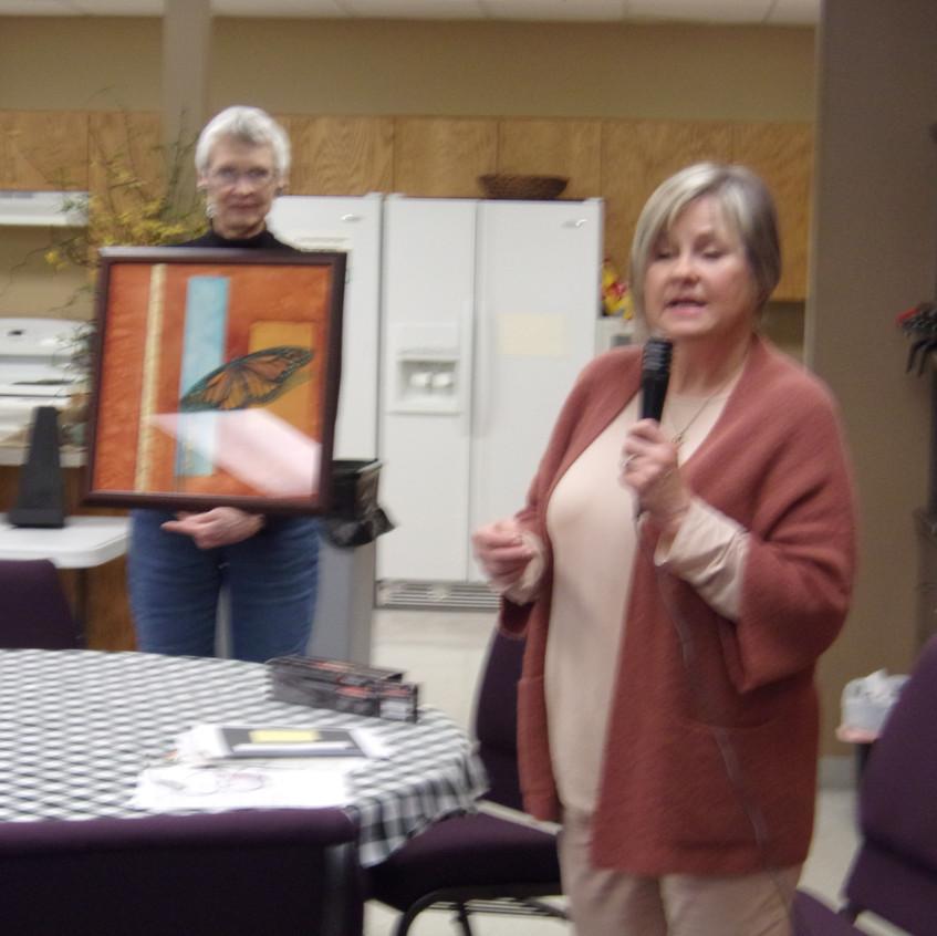 Donna Gillespie combined mentors