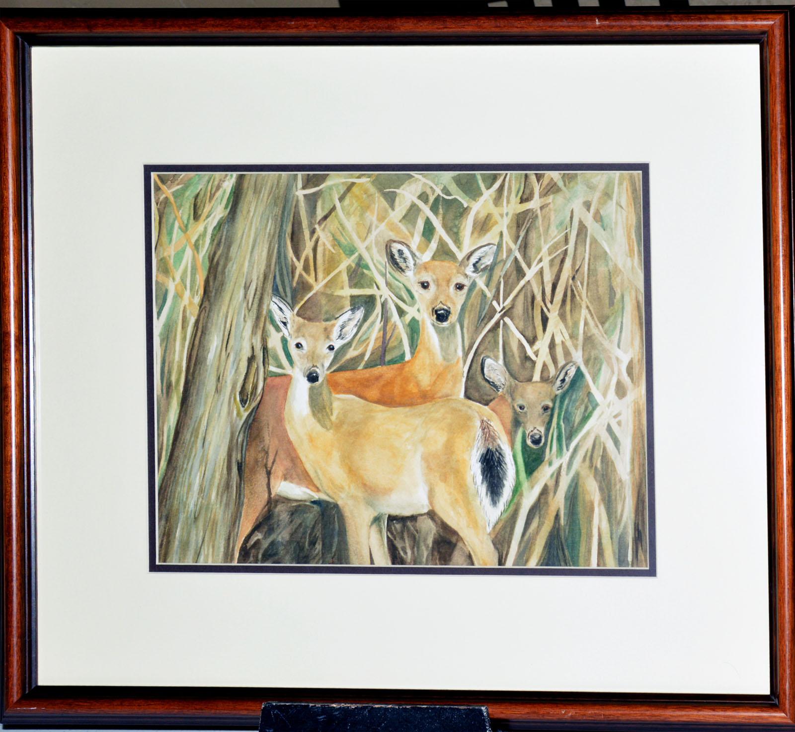 Deer Cluster