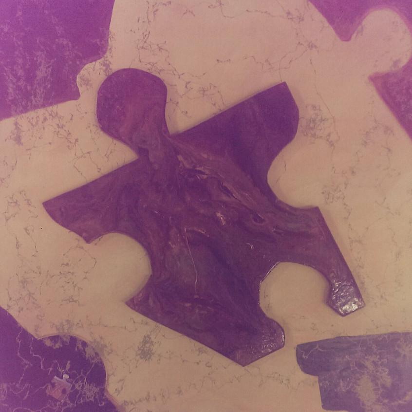 A Giant Puzzle - Marjorie Peterson (