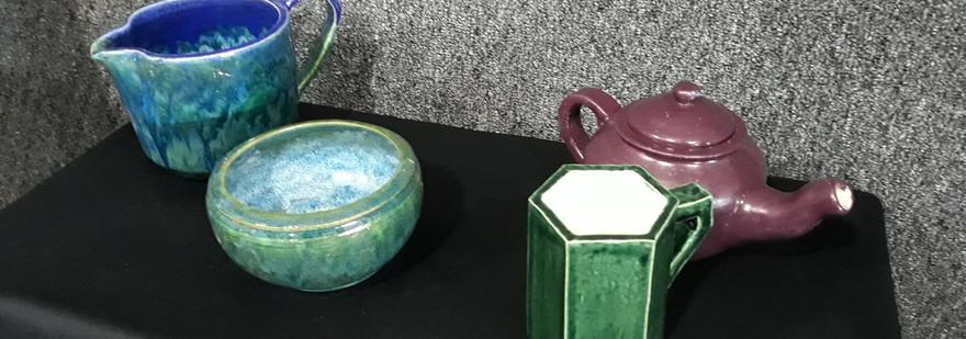 ceramics by Rebekah Settles