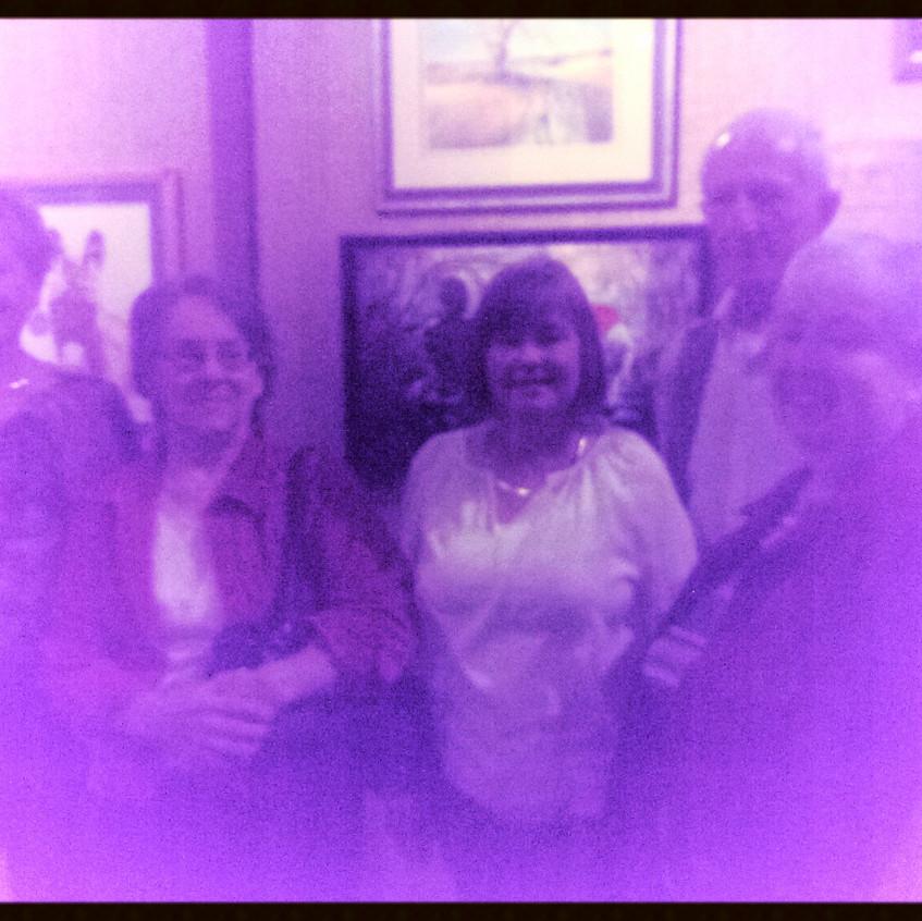 Sam, Ginny, Donna and LaVerne