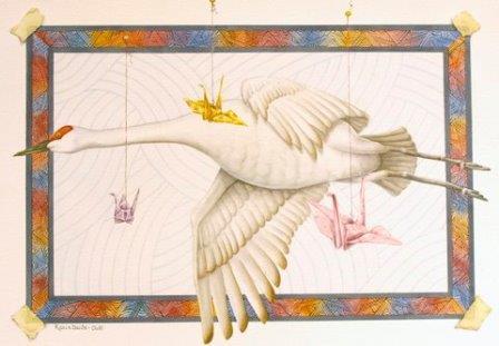 Cranes+by+Karen+Deeds+1