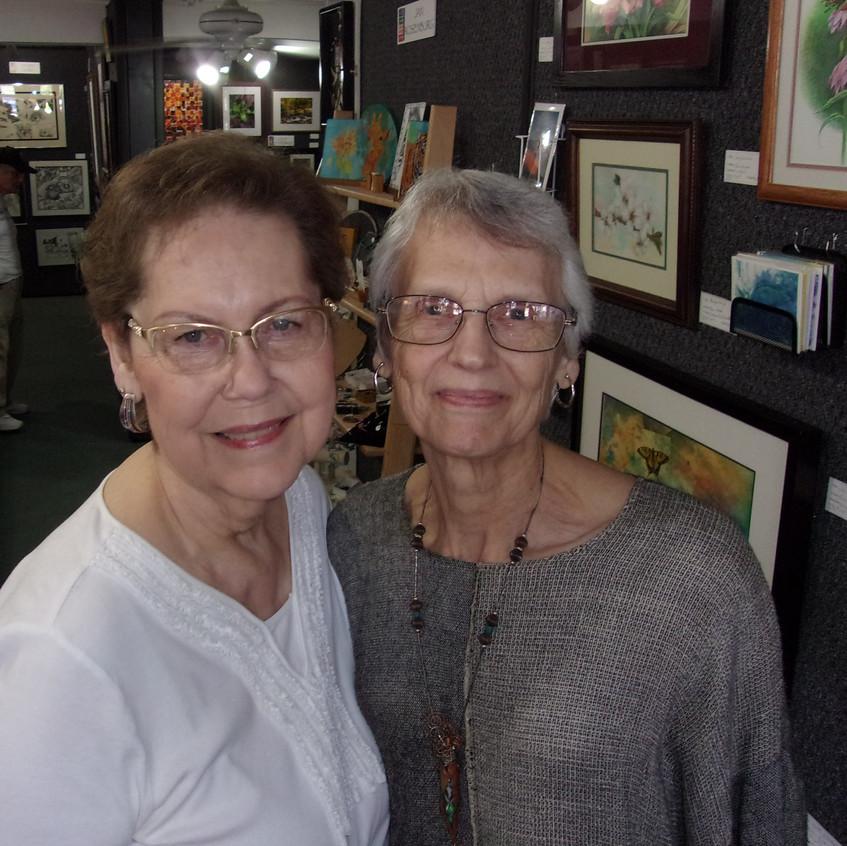 Karen and Helen