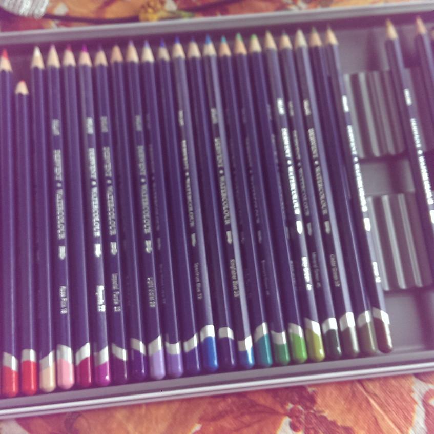 pencils wc
