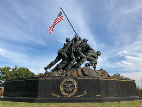 Iwo Jima Victory Came at a Steep Price