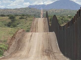 The Mexico Border Wall