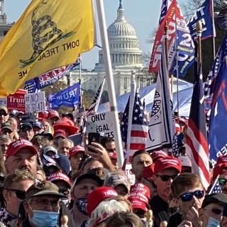 DC Capital Trump Rally