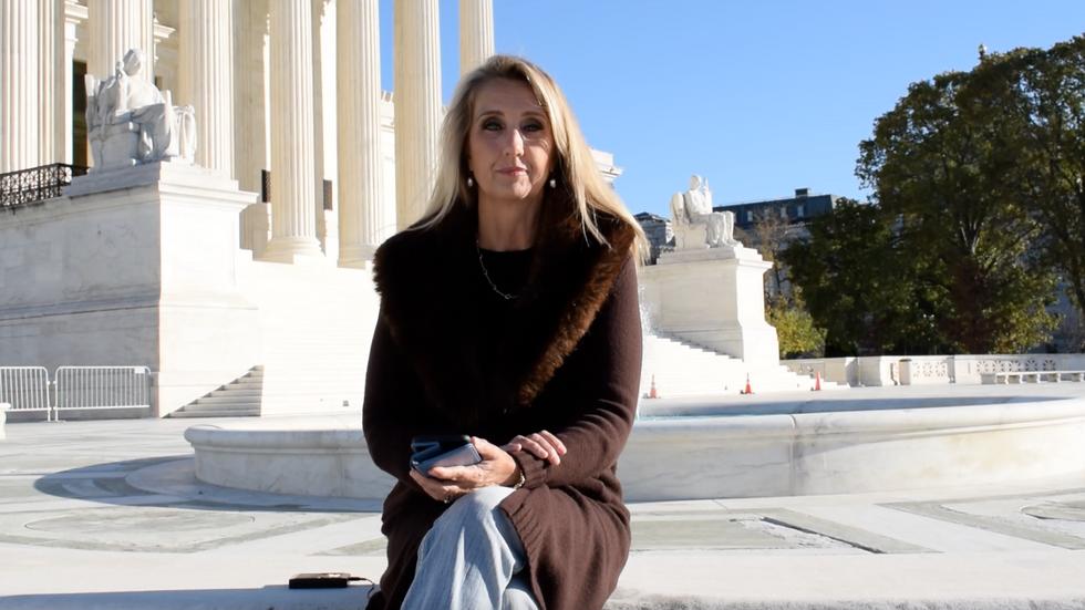 Ann Vandersteel at the Supreme Court