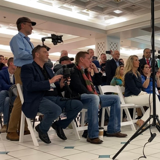 PRESS CONFERENCE: GENERAL FLYNN AT THE TULSA HEALTH & FREEDOM CONFERENCE