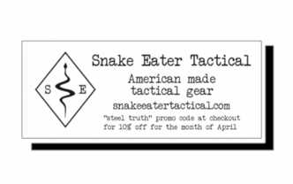 SNAKE EATER TACTICAL