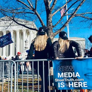Steel Truth in Washington DC