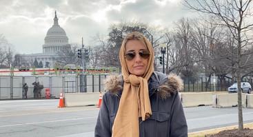 Ann Vandersteel in Washington DC