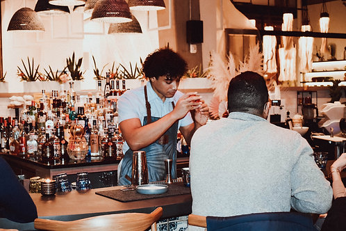 Serenata - Cocktail Class for 10 People