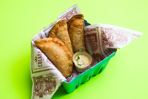 Colada Shop - Create and Name Your Own Seasonal Empanada