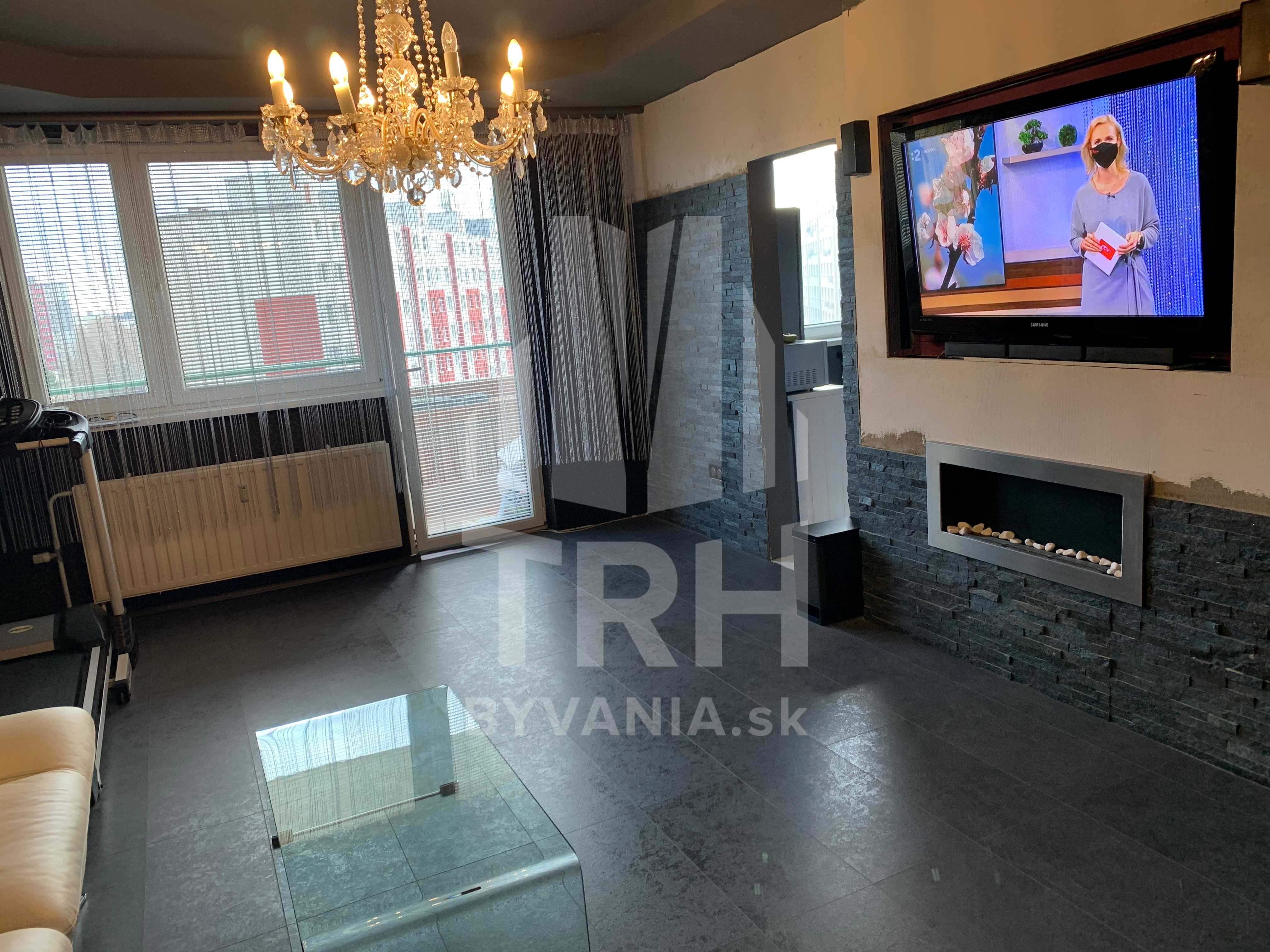 2i byt, 53m2, Bratislava, Petržalka