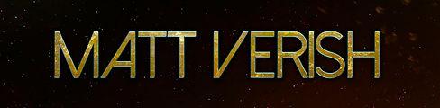 Matt Verish | Link to the Home screen of the mattverish.com
