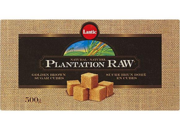 Lantic plantation raw sugar 500g