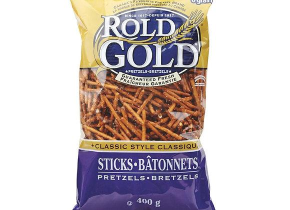 Rold gold pretzels 400g