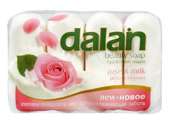 Dalan milk & rose soap