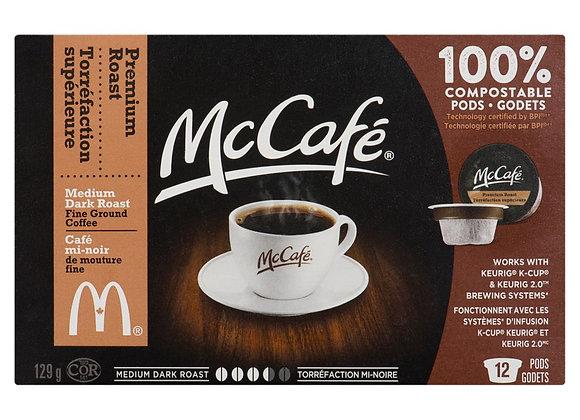 McCaffee Premium roast 12p 129g