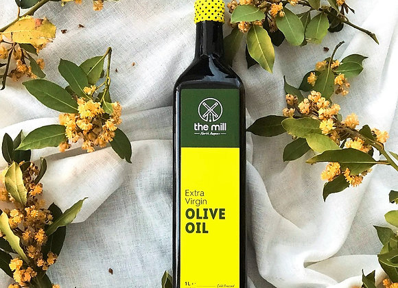 The Mill olive oil 1lt