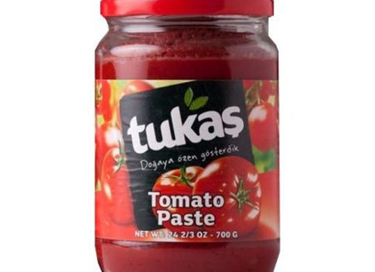 Tukas tomato paste 700g