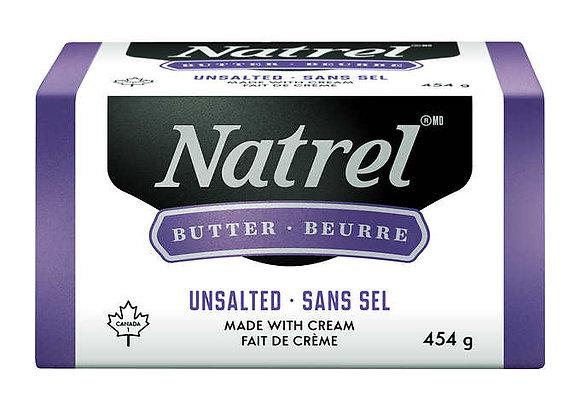 Natrel unsold butter 454g