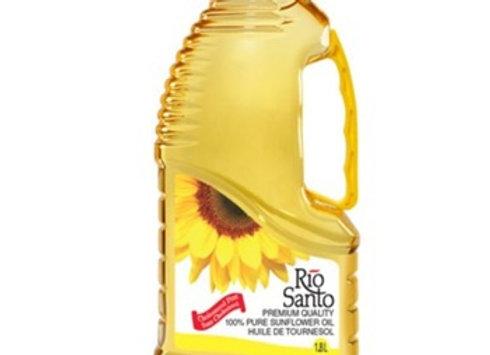 Rio Santo sunflower oil 3lt