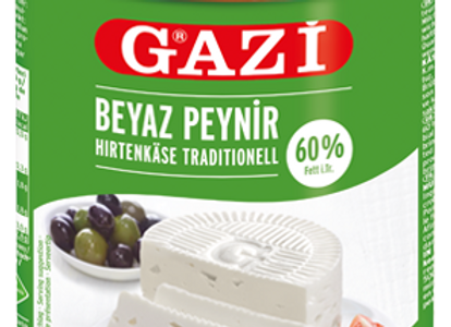Gazi traditional salad chesee %60 750g