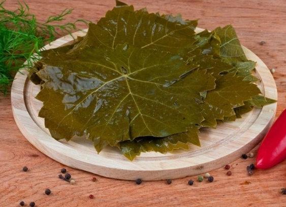 Hosanli bag (wine) leafs